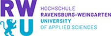 RWU – Ravensburg Weingarten University of Applied Sciences Logo